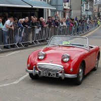 Austin-Healey Sprite :: Natalia Harries