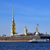 Петропавловская крепость. :: Наталья
