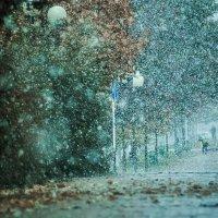 Осенний снег :: Muhammad