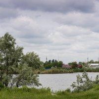 На берегу озера :: Игорь Сикорский