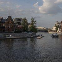 Москва-река :: Яков Реймер