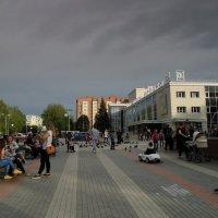 Жизнь провинциального городка . :: Мила Бовкун