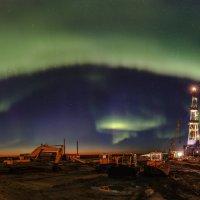 Под северным небом. :: Николай Андреев