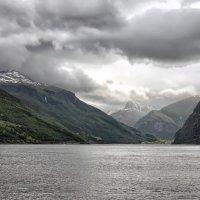 Норвежские фьорды :: Конст@нтин Scryn