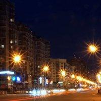 огни города... :: Олег Петрушов