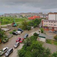 Дождик идёт. :: Валерий Дворников