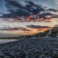 Evening in Nice :: Dmitry Ozersky