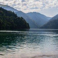Озеро Рица :: Ruslan