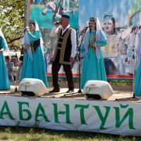 Весёлый праздник Сабантуй :: Андрей Заломленков