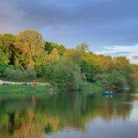 парк Кузьминки. :: Борис Иванов