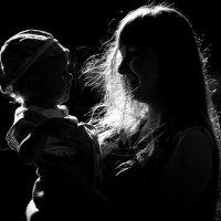 Мой малыш... :: Ангелина Хасанова