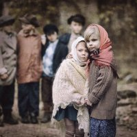 Дети войны... :: Гульназ Хаматова