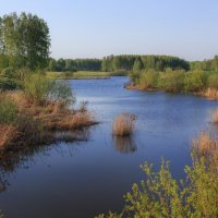 малые реки Сибири :: Виктор Ковчин