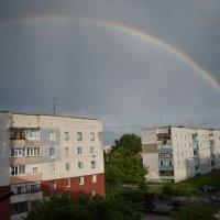 радуга после дождя :: Юрий