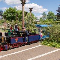 Ludwigsburg  детский поезд :: Sergej