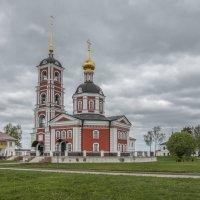 Троице-Сергиев Варницкий монастырь :: Михаил (Skipper A.M.)