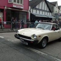 Fiat124 Sport :: Natalia Harries