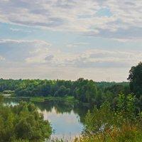 Пейзаж :: Надежда Смирнова