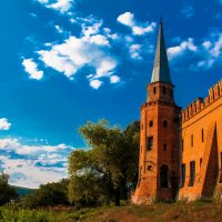Старая крепость :: Олег Денисов