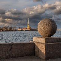 Памятник бойлу. :) :: Владимир Колесников