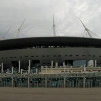 Стадион на Крестовском острове :: максим лыков