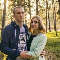 Евгений + Кристина :: Яна Васильева