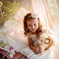 маленькая принцесса :: Svetlana SSD Zhelezkina