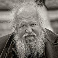 Старик... :: Юрий Гординский