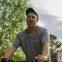 Друг и велосипед :: Евгений Князев