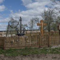 Памятник иеромонахам монастыря, служившим флотскими священниками в 1900-1905 годы. :: Михаил (Skipper A.M.)