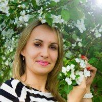 Девушка -весна :: Оксана Кузьмина