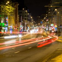 Вечерняя улица :: Оксана Пучкова