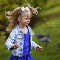 Весна :: Елена Сергеева