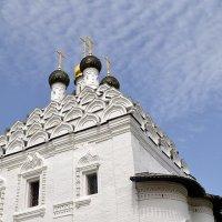 Коломна. Воскресенская церковь :: Владимир Болдырев