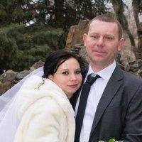 Свадьба в феврале :: Екатерина Полина