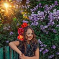 Немного уходящего солнца в подарок фотографу ))) :: Оксана Я