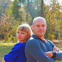 Андрей и Ольга) :: Надежда Смирнова