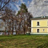 дом Г.Г.Гагарина -художника :: Валентина. .