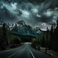 Долгая дорога в горы :: Сергей Морозов