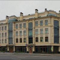 Клубный дом «Mon Cher» на Якиманке... :: марк
