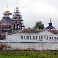 Богородицезождественский Бобренев мужской монастырь :: Александр Иосипенко