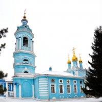 Богоявленский храм :: Александр Иосипенко