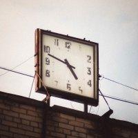 Время остановилось :: Виктор