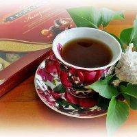 Приятного чаепития! :: Veselina *