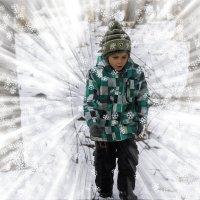 мальчик :: Юлия Денискина