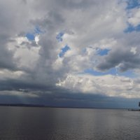 ...какое оно разное - небо перед дождём... :: Алена