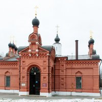 Петропавловский храм :: Александр Иосипенко