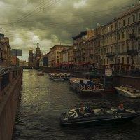 Питерские зарисовки :: Андрей Веселов ( Богомолов)