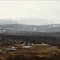 Снежный заряд :: Кай-8 (Ярослав) Забелин