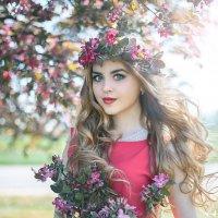 Весна :: Алеся Корнеевец